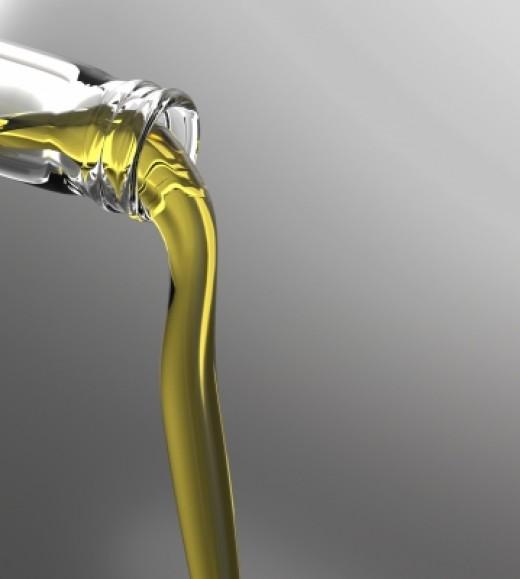 Oil Pulling for Teeth