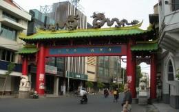 Kya Kya. Let's go to Chinatown, located at Surabaya old town