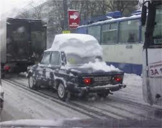 Not a good idea!