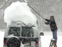 Looking For the Best Extendable Snow Brush?