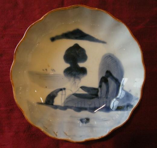 18th century Imari dish