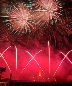 Which Country is Having The Best New Year Celebrations of 2012?