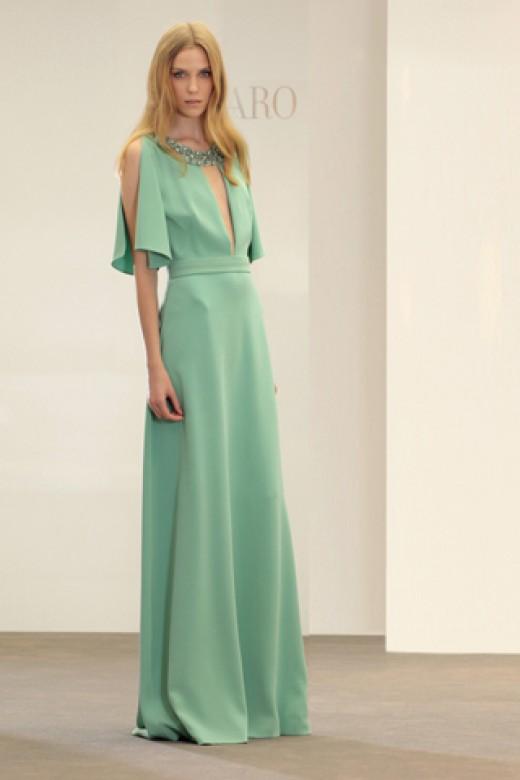 Выпускные вечерние платья (5