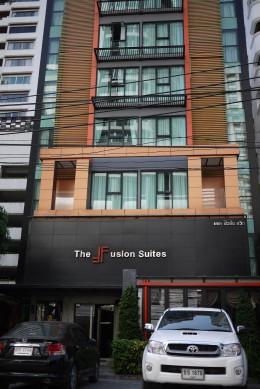 Fusion Suites - 143/61-62 Soi Sukhumvit 21 (Asoke) Sukhumvit Rd. Klongtoey, Wattana, Sukhumvit, Bangkok, Thailand 10110
