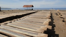 Amed - Salt Making by the beach