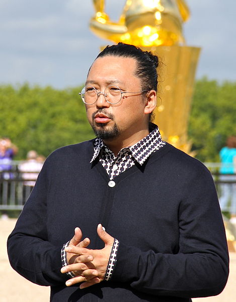 Takashi Murakami at Versailles