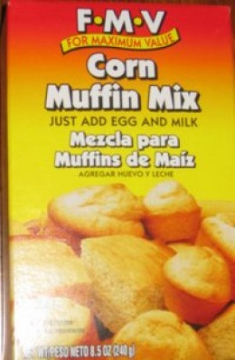 Makes very small muffins.