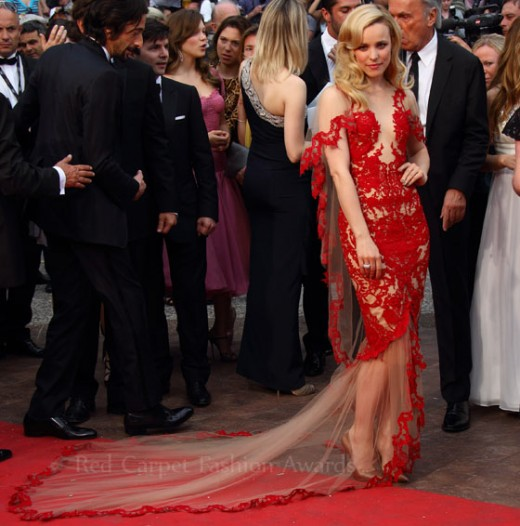 Why Celebrities Wear See-Through on the Red Carpet