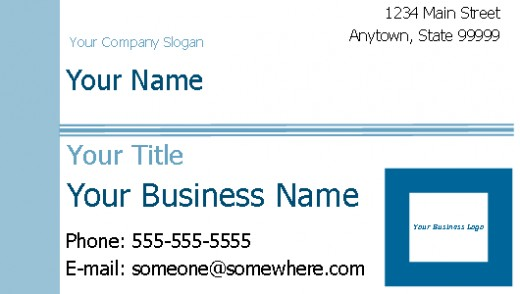 Don't forget to use your business card when the timing is right.
