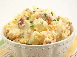 Potato Salad Extraordinaire (fantastic recipe)