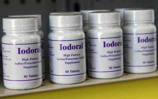 Radioactive Iodine Tablet laist.com