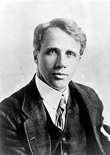 "Robert Frost has written many poems, including ""Stopping by Woods on a Snowy Evening"""