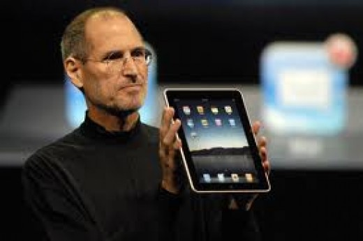Steve Jobs Announcing The Original iPad