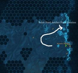 SWTOR Find Wilkes's Men in the Dune Sea
