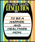 10 New Year Resolutions Every Mom Should Make