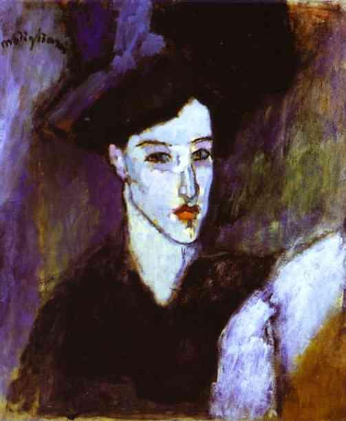 Modigliani's The Jewess