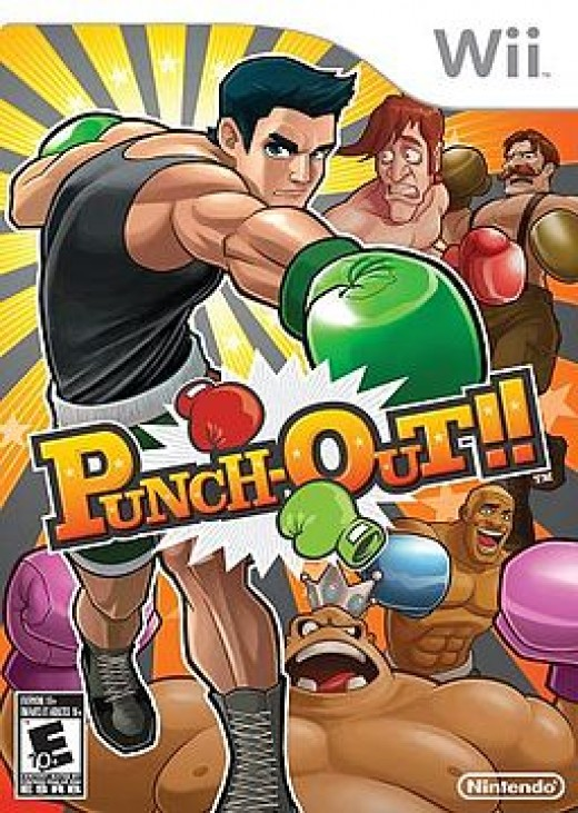 Punch-Out!! (2009, Wii)