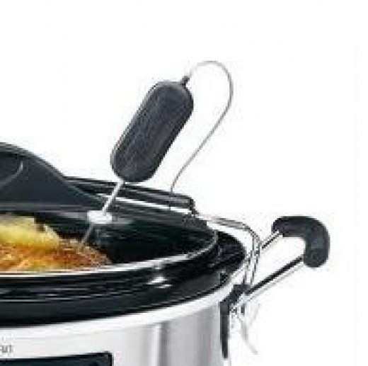 My Hamilton Beach 33967 Set 'n Forget 6-Quart Programmable Slow Cooker Temperature Probe