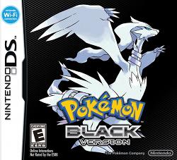 Pokemon Black (2010, Nintendo DS)