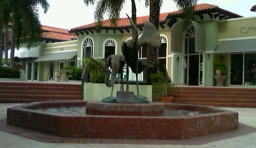 Herons on 3rd Avenue, Naples, Florida