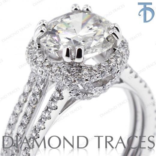 Exemple of Enhanced Diamond Rings