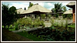 Taman Ayun Temple in Mengwi.