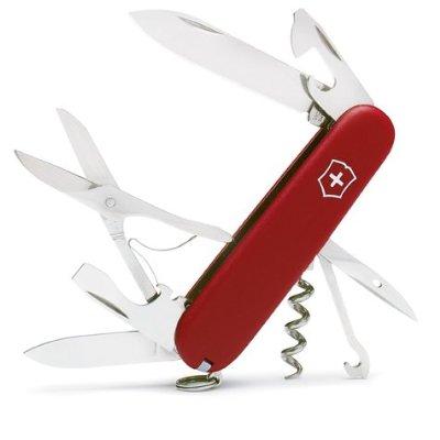 Victorinox Swiss Army Climber II Pocket Knife