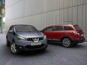 Nissan Rogue.  It'll cut your throat and steal your goat.  In that order.