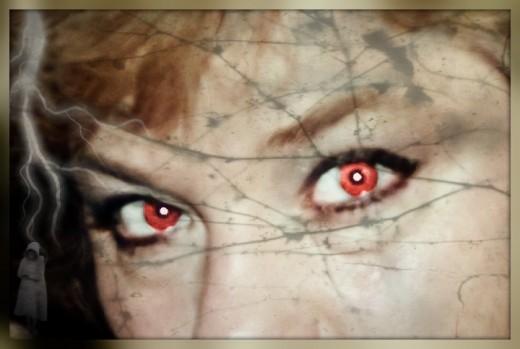 Mindy''s Vampire eyes