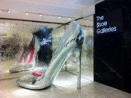 Selfridges Shoe