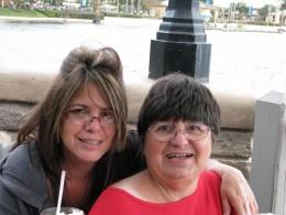 November 2010, My mom's 70th birthday!