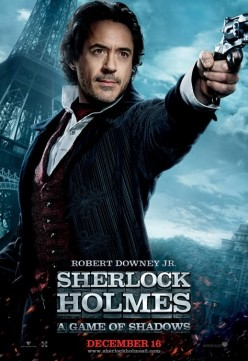 """Movie Review: Sherlock Holmes """"A Game of Shadows"""" (2011)"""