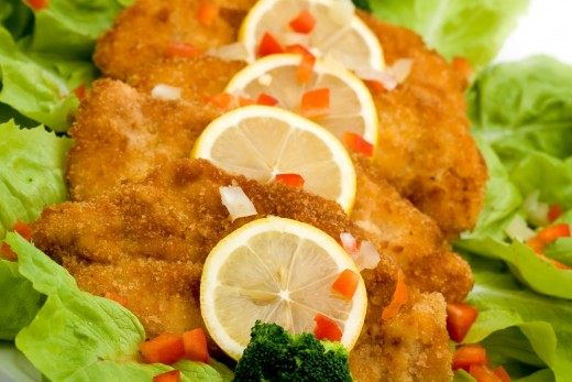 cracker-fried tilapia recipe