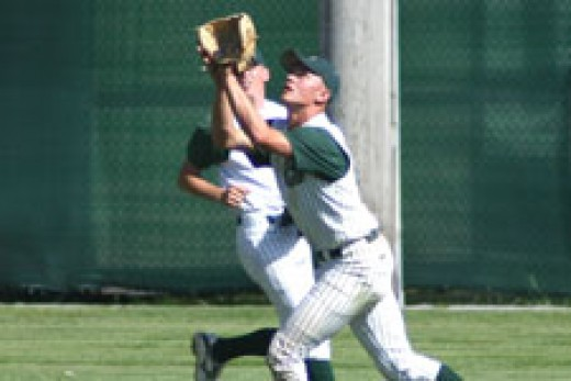 Catching A Fly Ball