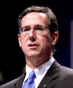 Rick Santorum's Political Views