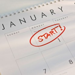 Resolutions?  Why do people only make them at the beginning of a new year?