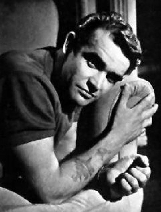 Sean Connery, late 1950's