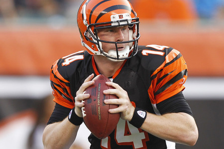Dalton will have to play perfect for them to win this weekend
