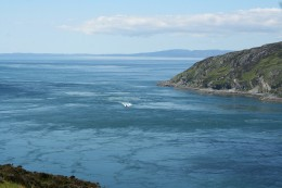 The Corryvreckan Gulf and Whirlpool