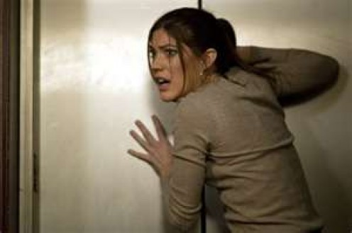 Jennifer Carpenter in Quarantine