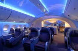 First Class Cabin The b 787 Putting The Boing Back In Boeing!