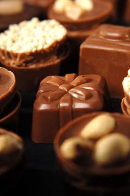 Delectable milk chocolate