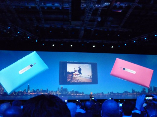 Lumia Launch