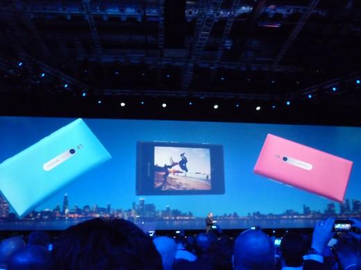 Lumia Launch