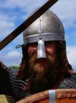 Viking sword-power. A man's word was his bond, the basis of a Varangian's ethos