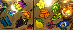 Introduction to Creating Faux Stained Glass Projects