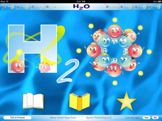 Find great iPad science apps for preschool and elementary age kids