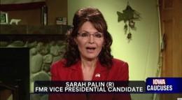 On FOX News during the 2012 Iowa Caucus