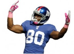 Victor Cruz - New York Giants #80