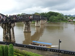 Visiting Kanchanaburi and the Death Railway, Thailand